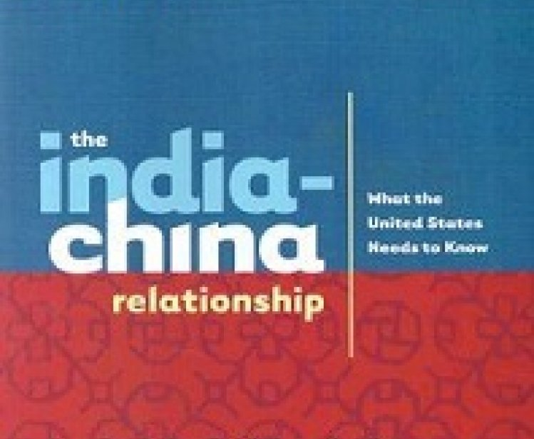 The India-China Relationship: What the United States Needs to Know, edited by Francine R. Frankel and Harry Harding