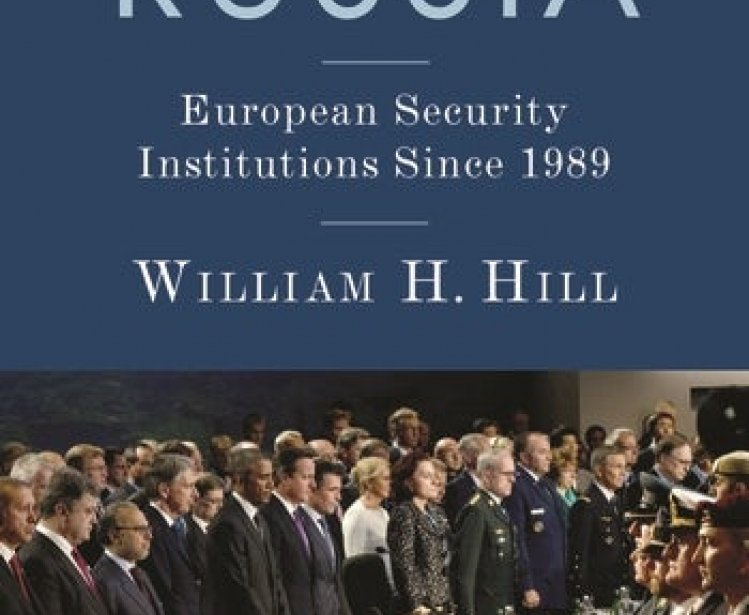 No Place for Russia: European Security Institutions Since 1989