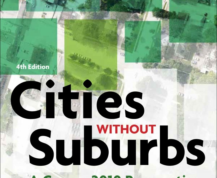 Cities without Suburbs: A Census 2010 Perspective by David Rusk