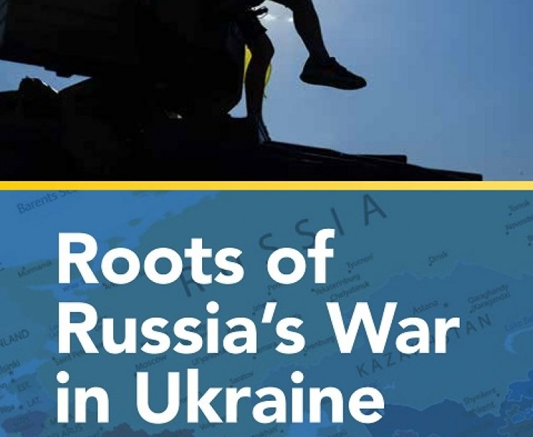 Roots of Russia's War in Ukraine by Elizabeth A. Wood, William E. Pomeranz, E. Wayne Merry, and Maxim Trudolyubov