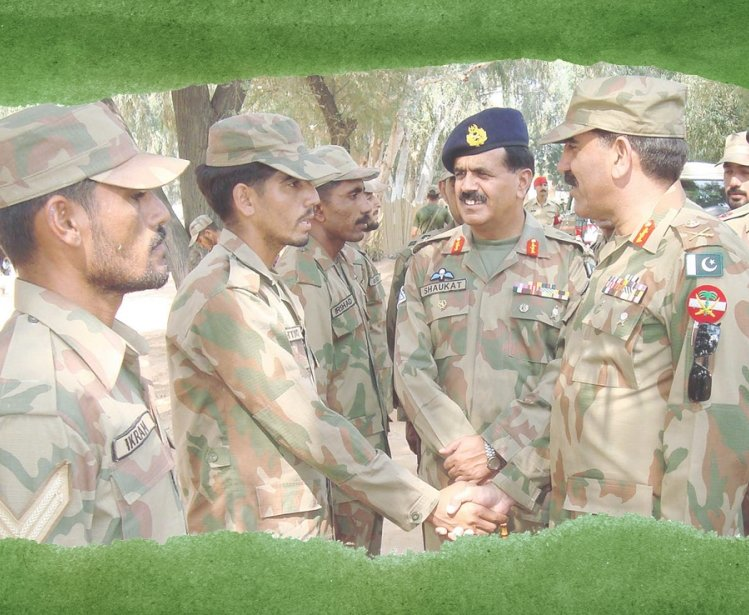 The Quetta Experience: Attitudes and Values within Pakistan's Army (Event)