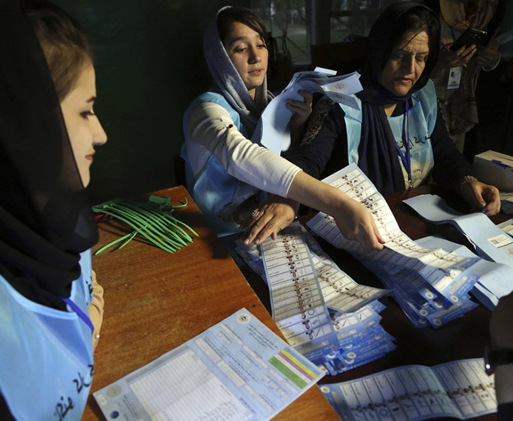 Elections, Peace Talks, and U.S. Policy: What's Next for Afghanistan?