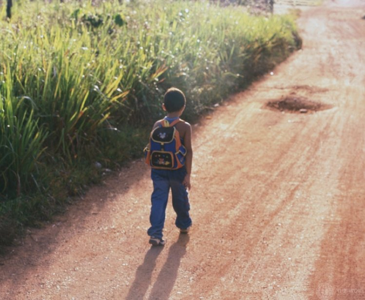 What Is Causing the Sudden Flood of Unaccompanied Children from Central America?