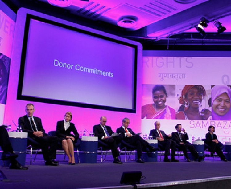 Maintaining the Momentum: Highlights from the 2012 London Summit on Family Planning