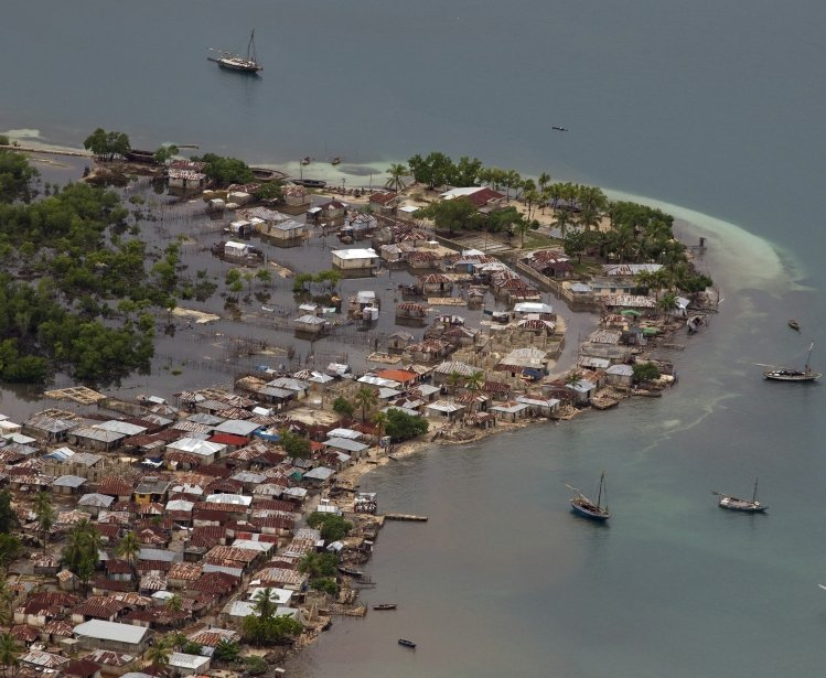 Developing Climate Resilience: An Island Perspective