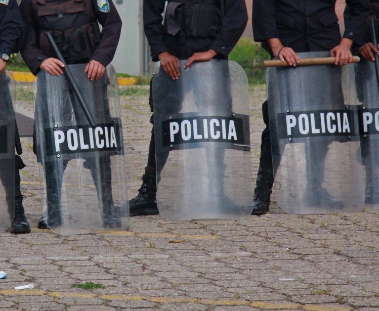 Building a New Police in Honduras
