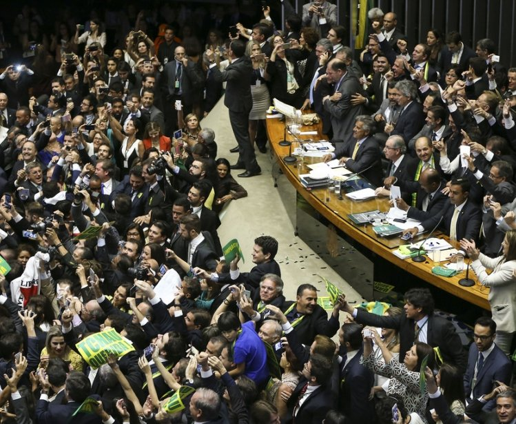 What Lies Ahead for Brazil after the Impeachment Vote
