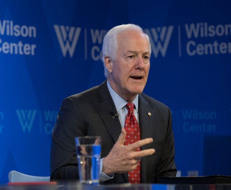 Strengthening Counter-Narcotics Cooperation with Mexico and Central America: A Conversation with Senator John Cornyn