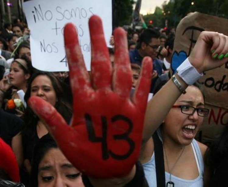 Investigating the Disappearance of the 43 Students in Mexico