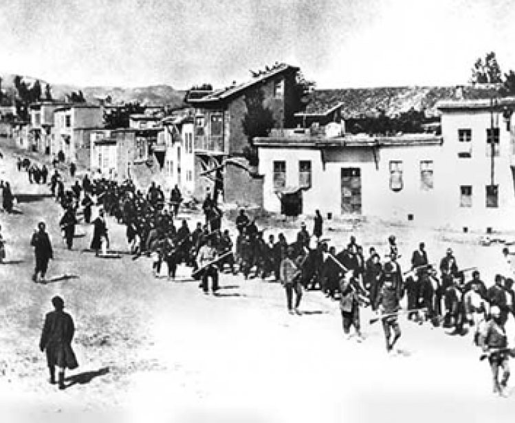 Eliminating an Existential Threat: the Armenian Genocide, 1915-1916