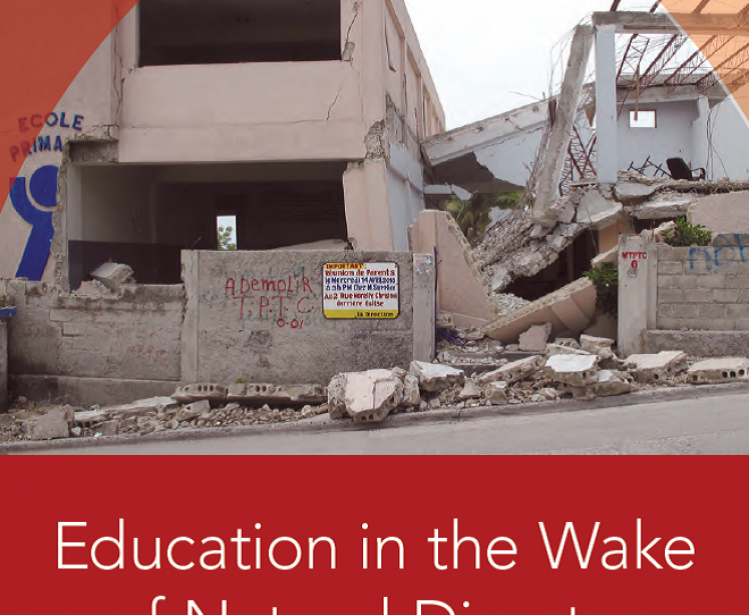 Education in the Wake of Natural Disaster