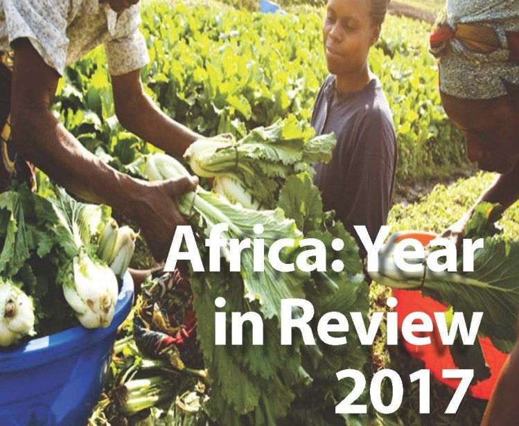 Africa: Year in Review 2017