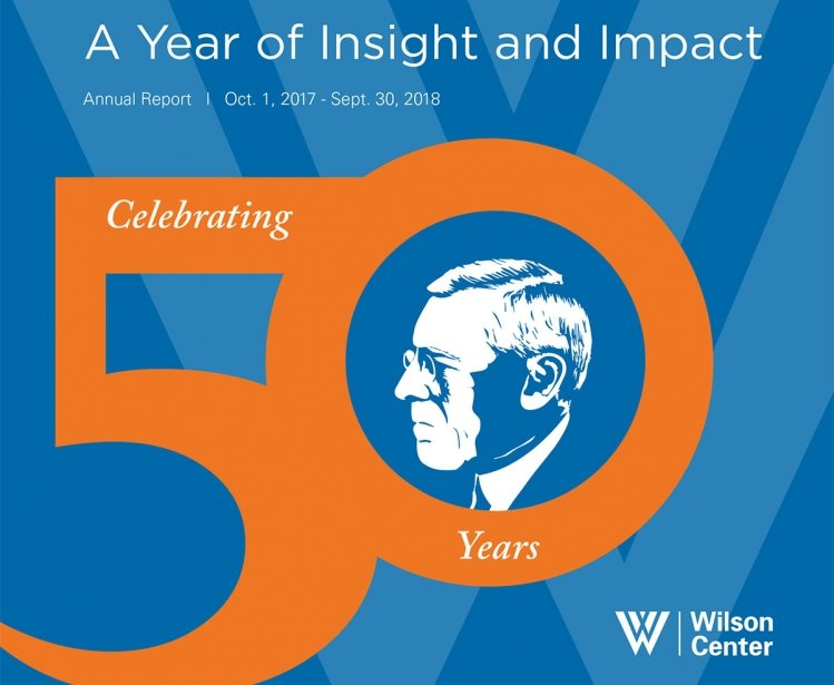 A Year of Insight and Impact: Annual Report, 2017-18