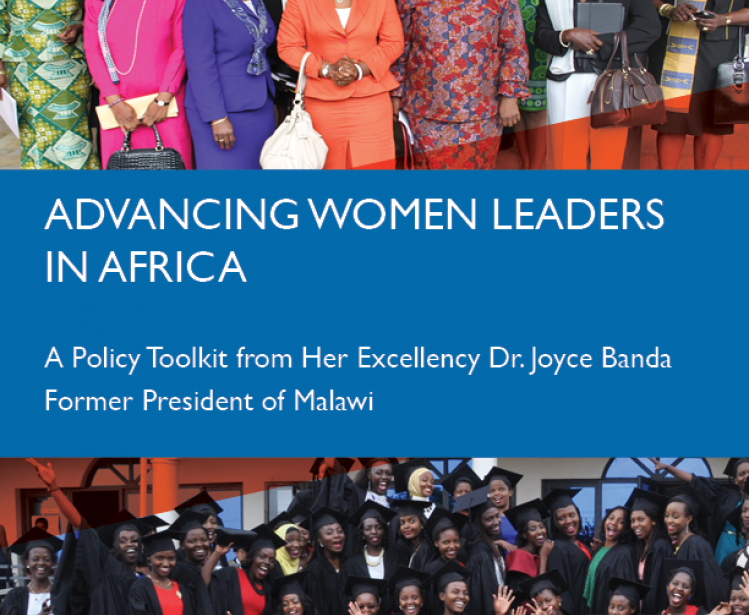 Toolkit: Advancing Women Leaders in Africa