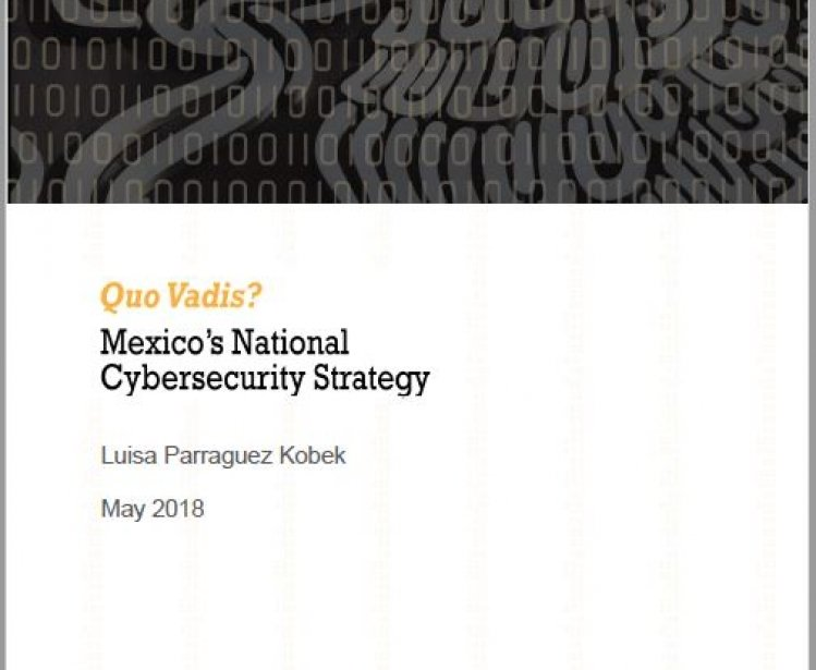 Quo Vadis? Mexico's National Cybersecurity Strategy