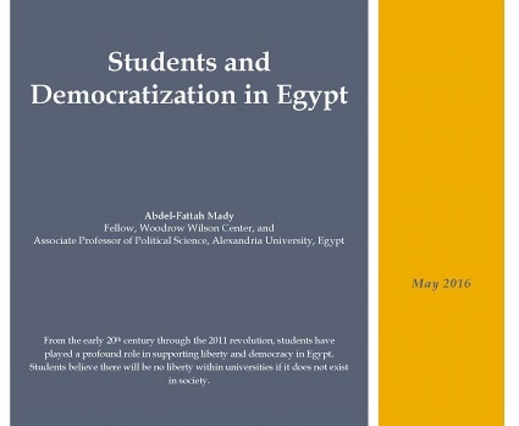 Students and Democratization in Egypt