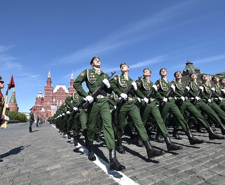 Moscow Victory Day Parade, 2018