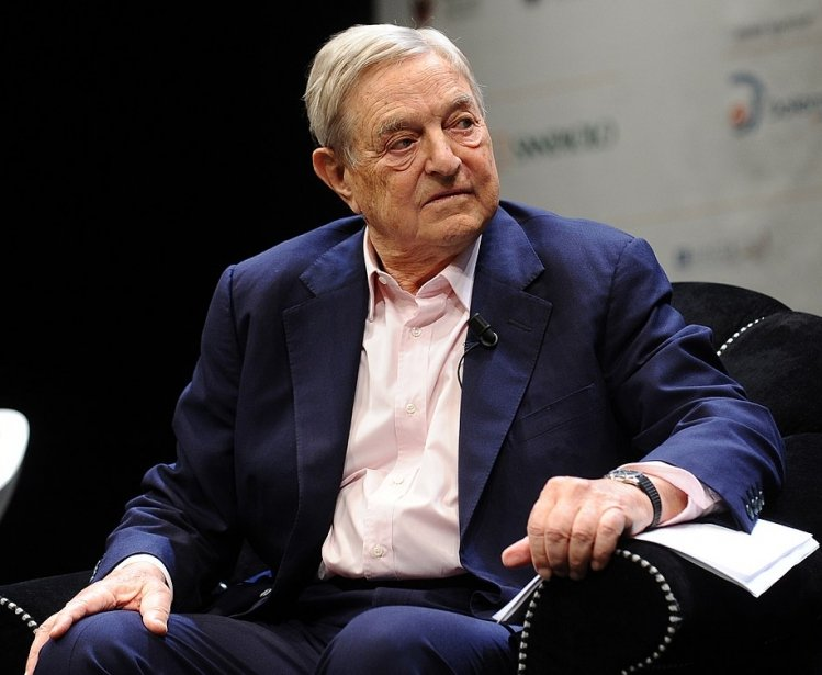 George Soros at the Festival of Economics 2012