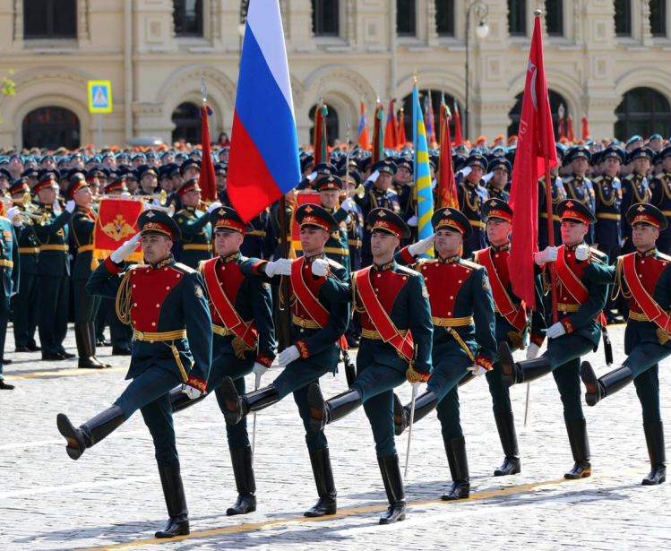 2018 Victory Day Parade Russia
