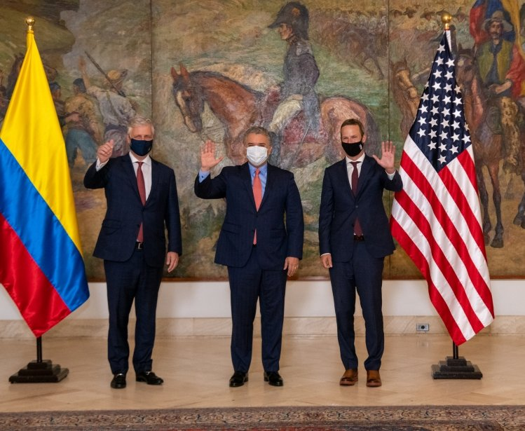 The United States-Colombia Growth Initiative: Event Cover