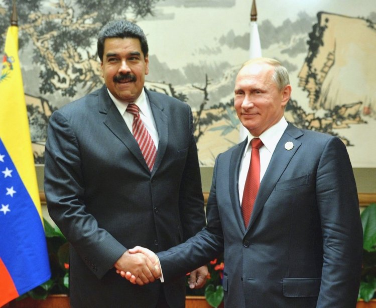 Russia-Venezuela Cover Feb 2020