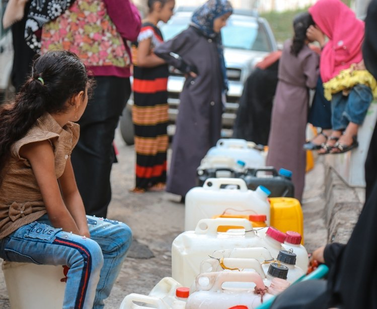 Yemen water shortage