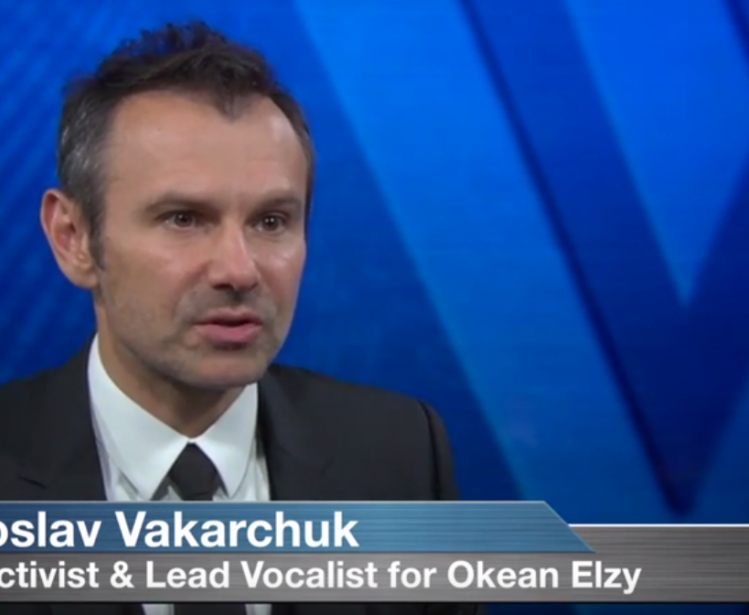 Song of Ukraine: Svyatoslav Vakarchuk, Lead Singer of Okean Elzy, Shares His Vision for the Future
