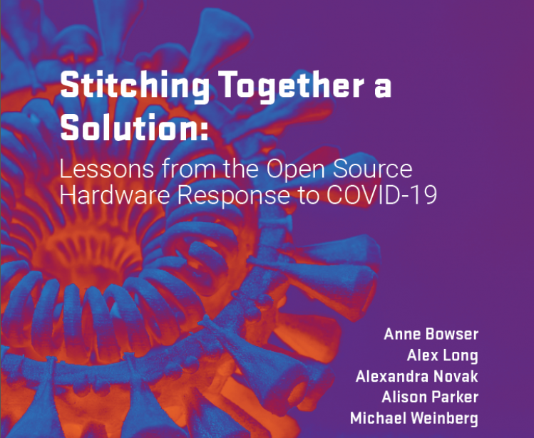 Stitching Together a Solution Cover