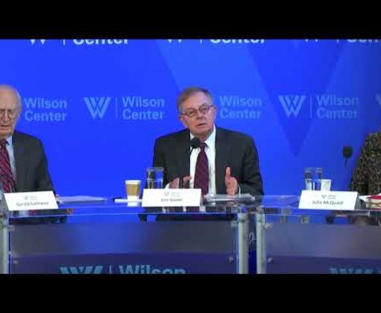 The Role of Water Stress in Instability and Conflict (U.S. Report Launch)