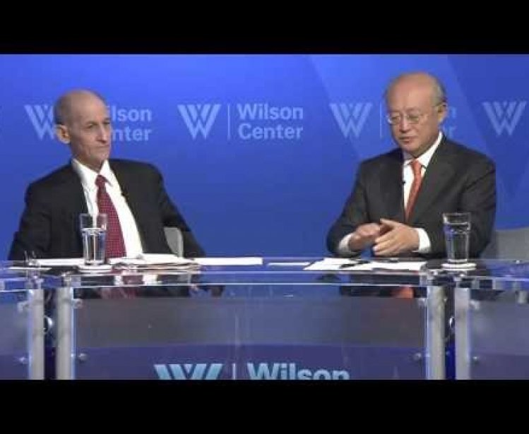 On the Nuclear Watch: Director General Yukiya Amano Talks About the IAEA and its Mission