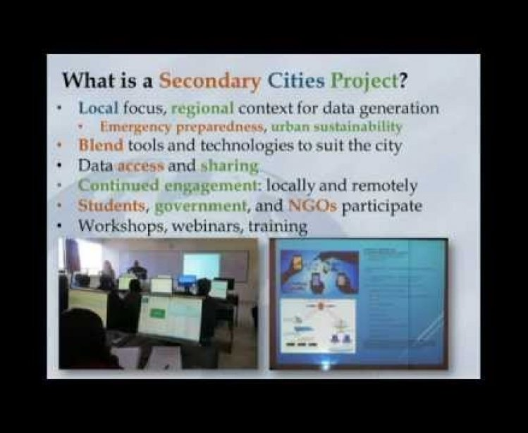 The Systems of Secondary Cities – Neglected Drivers of Urbanizing Economies