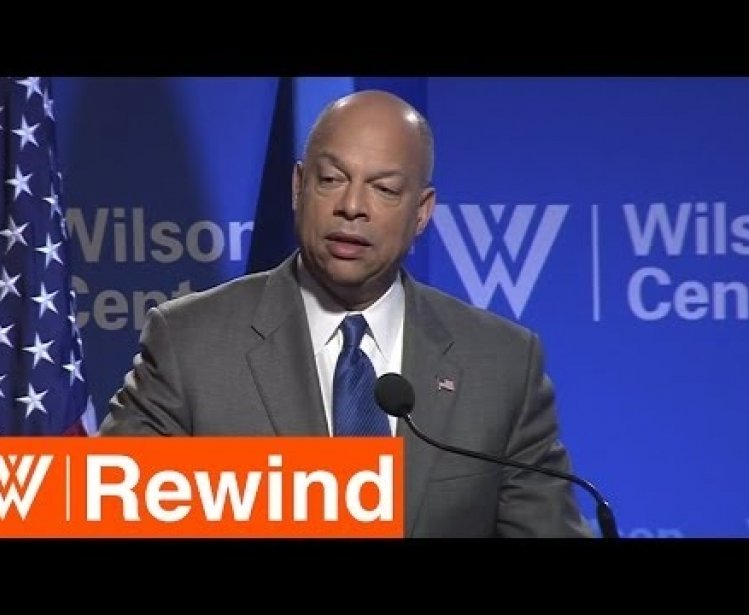 A Conversation with Jeh Johnson