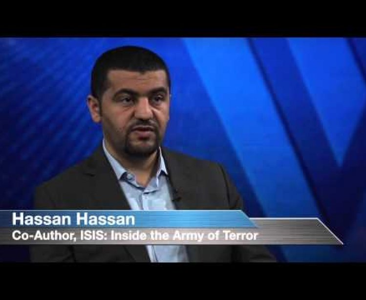 "Inside ISIS: Hassan Hassan on the ""Army of Terror"""