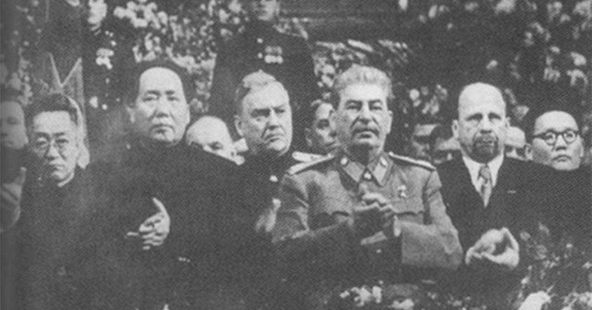 Revisiting Stalin's and Mao's Motivations in the Korean War | Wilson Center