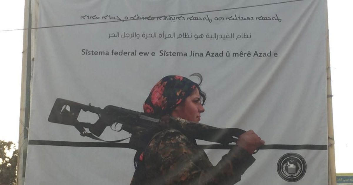 Syrian Women's Leadership in a Fractured State