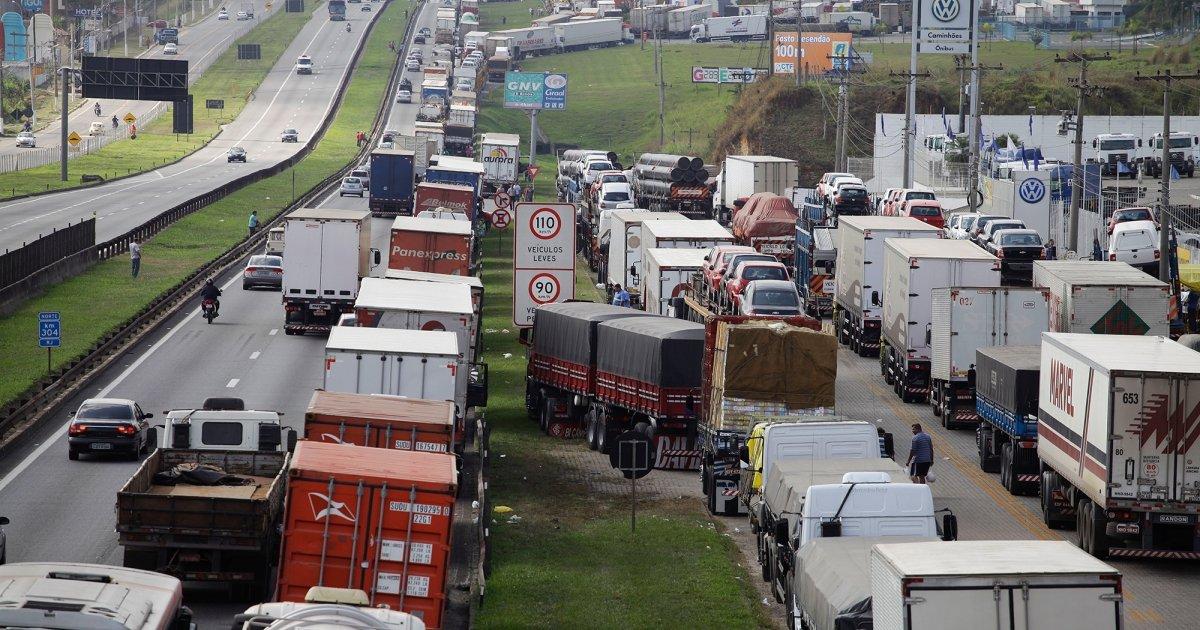 Why Brazil's February 1 Truckers' Strike Flopped   Wilson Center