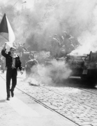 'When the Elephant Swallowed the Hedgehog': The Prague Spring & Indo-Soviet Relations, 1968
