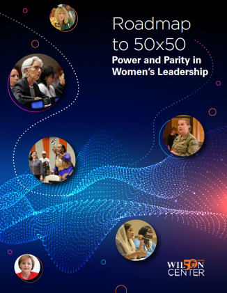 Roadmap to 50x50: Power and Parity in Women's Leadership