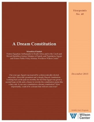 A Dream Constitution