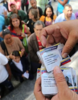 Food, Technology, and Authoritarianism in Venezuela's Elections