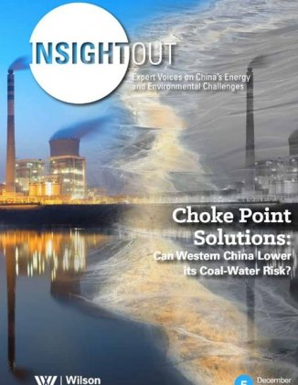 InsightOut Issue 5- Choke Point Solutions: Can Western China Lower its Coal-Water Risk?