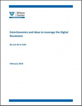 Extortionomics and Ideas to Leverage the Digital Revolution