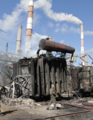 Kennan Cable No. 36: On the Edge: War and Industrial Crisis in Luhansk Oblast