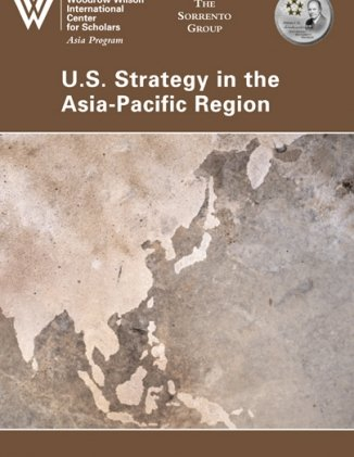 U.S. Strategy in the Asia-Pacific Region