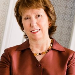 The Right Honourable Catherine Ashton, Baroness of Upholland