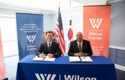 Wilson Center Announces Agreement with the Korea Housing and Urban Guarantee Corporation
