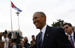 Why is President Obama going to Cuba now?