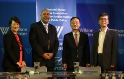 Wilson Center and Institute for Peace and Unification Studies at Seoul National University Sign MOU