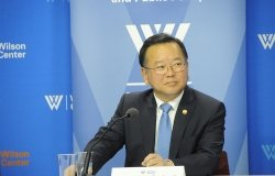 South Korea's Minister of the Interior and Safety Kim Bookyum Meets Wilson Center Scholars in Aftermath of Hanoi Summit