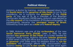 Geraldo Alckmin - Candidate Bio